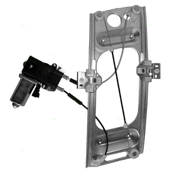 New drivers power window lift regulator w motor assembly for 2000 pontiac grand prix window regulator