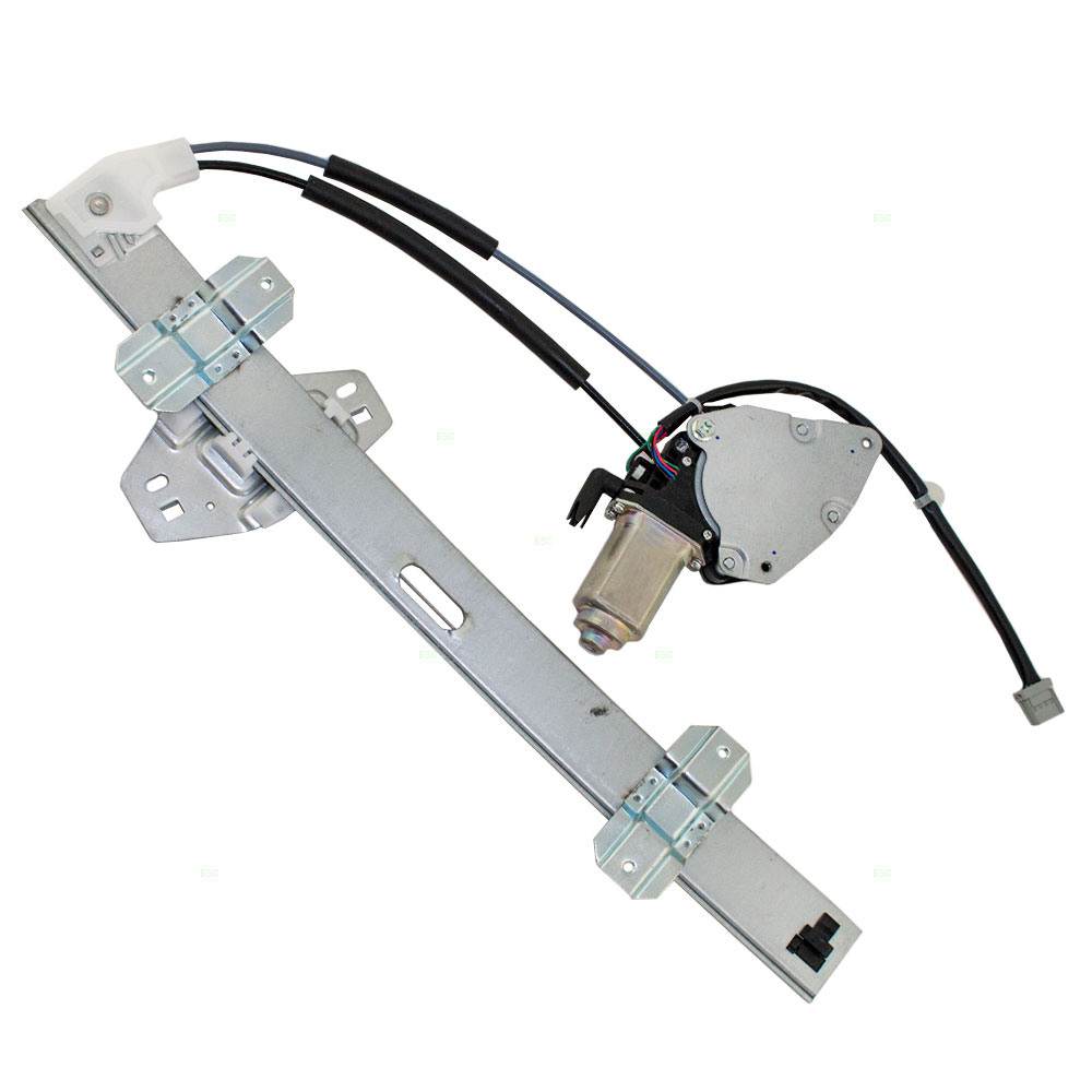 New front drivers window lift regulator and motor 94 97 for 1997 honda accord window motor