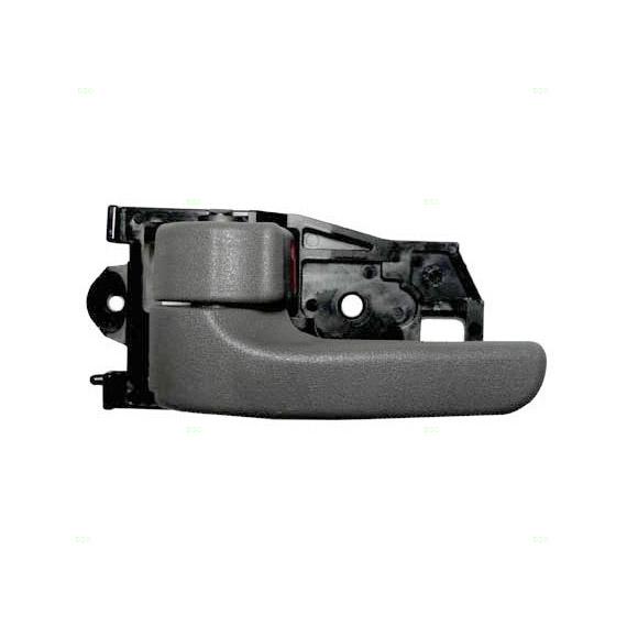 New inside inner interior drivers gray door handle - 2000 toyota solara interior door handle ...