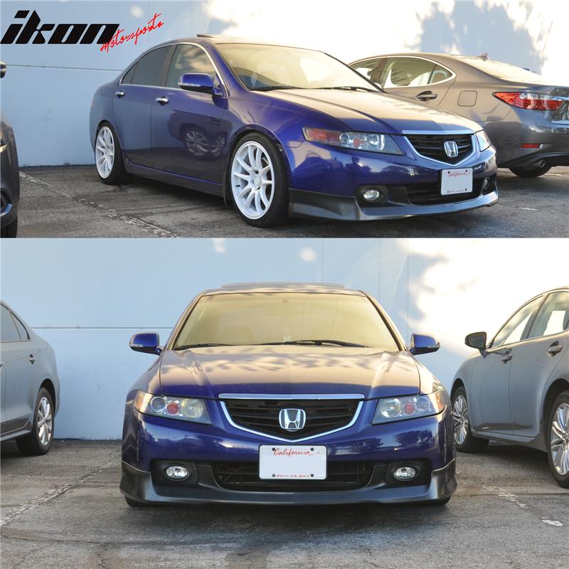 04 05 Acura TSX OEM Aspec Style Front Bumper Lip