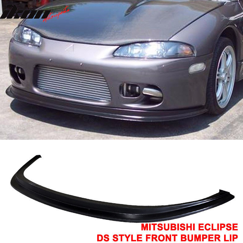 1999 Mitsubishi Eclipse Exterior: 97-99 Mitsubishi Eclipse Aero One Bumper Lip Spoiler