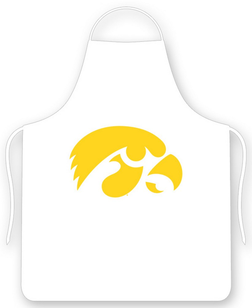 University of Iowa Hawkeyes Chef's BBQ Kitchen Apron