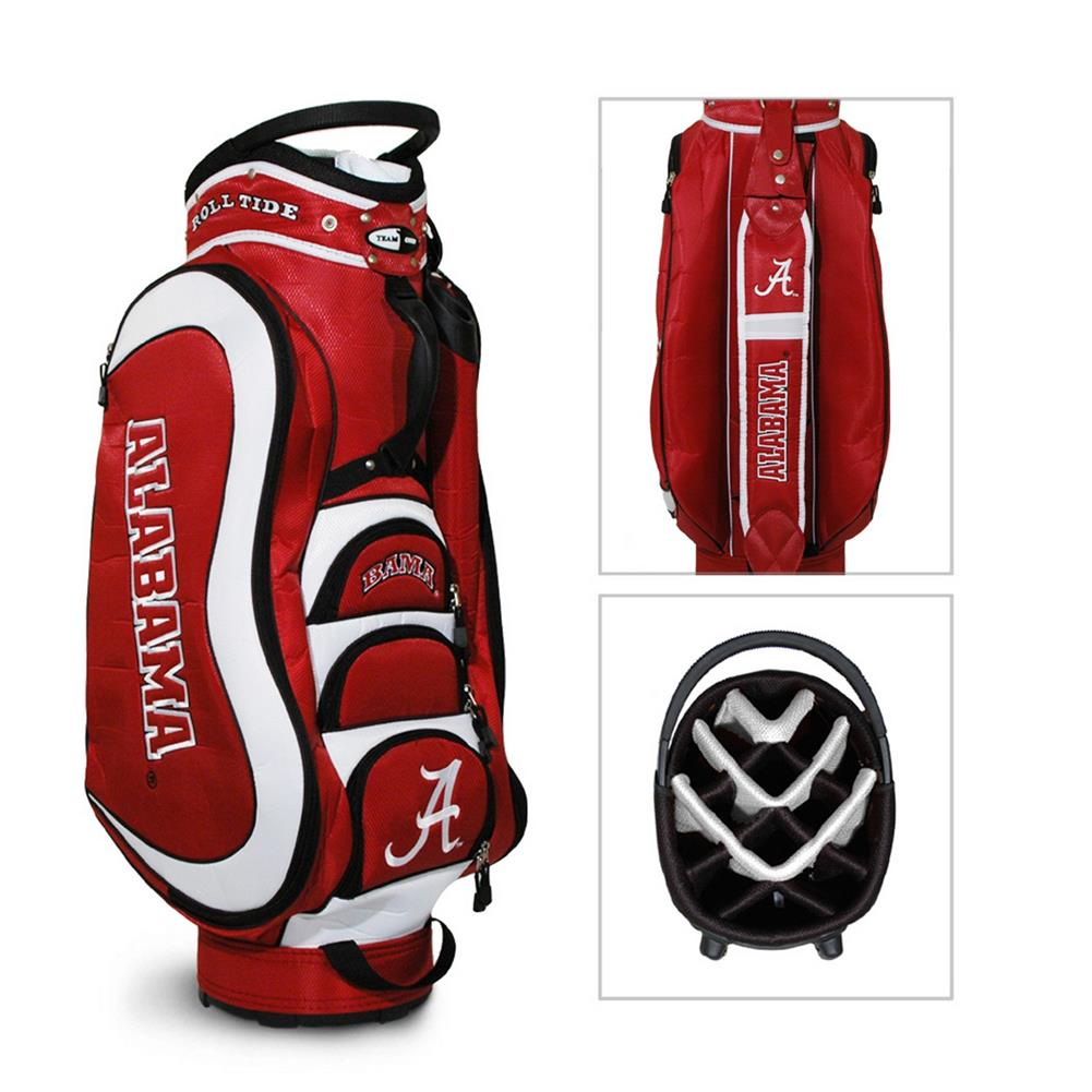 Alabama Crimson Tide Medalist Golf Bag - Cart Bag