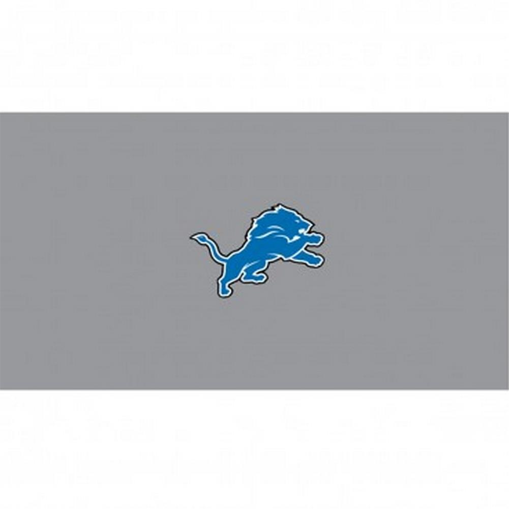 Detroit Lions Pool Felt Billiard Cloth