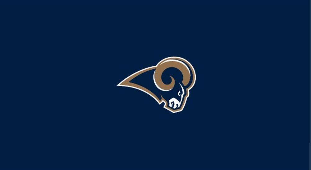 Saint Louis Rams St Pool Felt Billiard Cloth