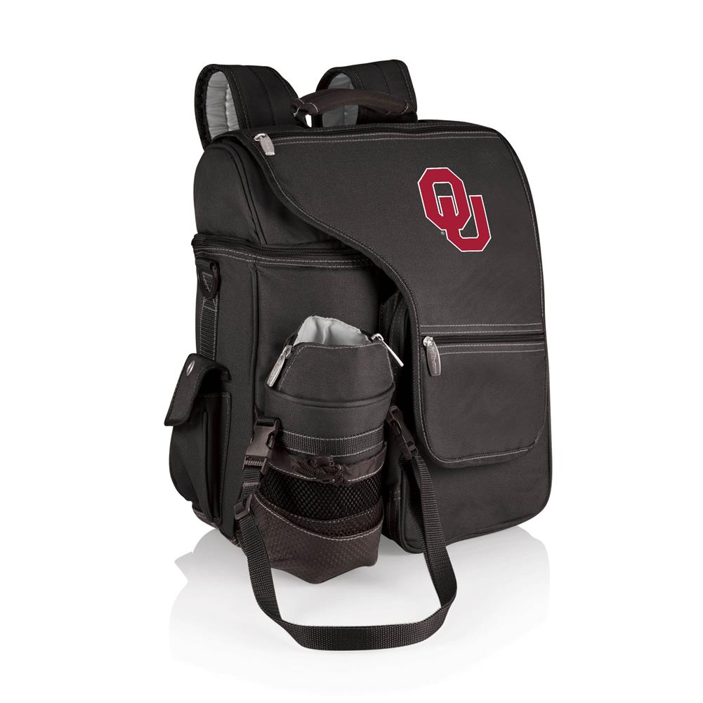 University of Oklahoma Sooners Day Trip Picnic Backpack Travel Cooler