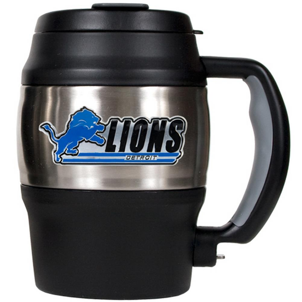 Detroit Lions Mini Stainless Steel Coffee Jug