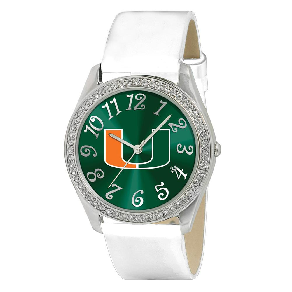 Miami Hurricanes Ladies Watch Designer