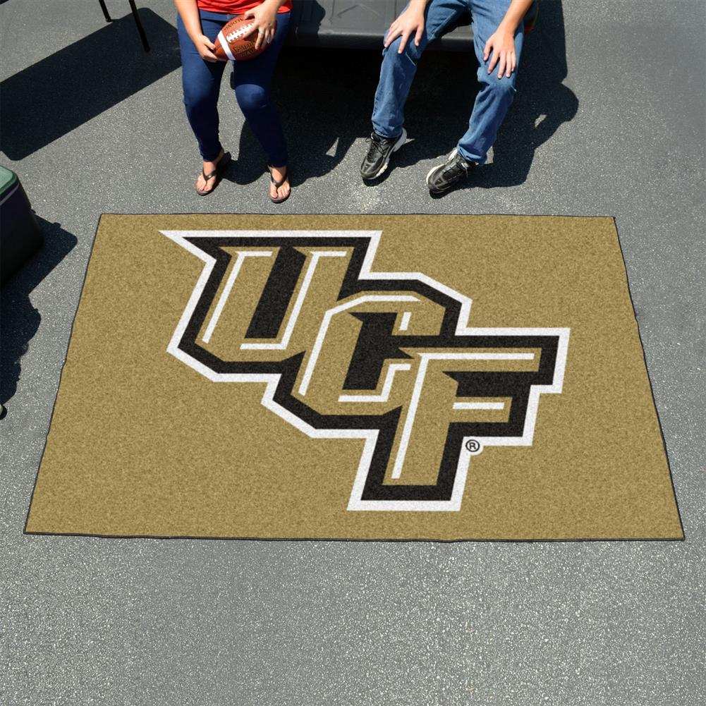 Ucf Central Florida Tailgating Area Rug
