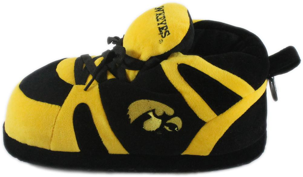 University of Iowa Hawkeyes Mens Over Stuffed House Shoes