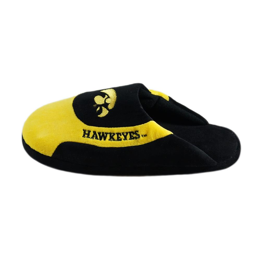 University of Iowa Hawkeyes Mens Bedroom House Shoes