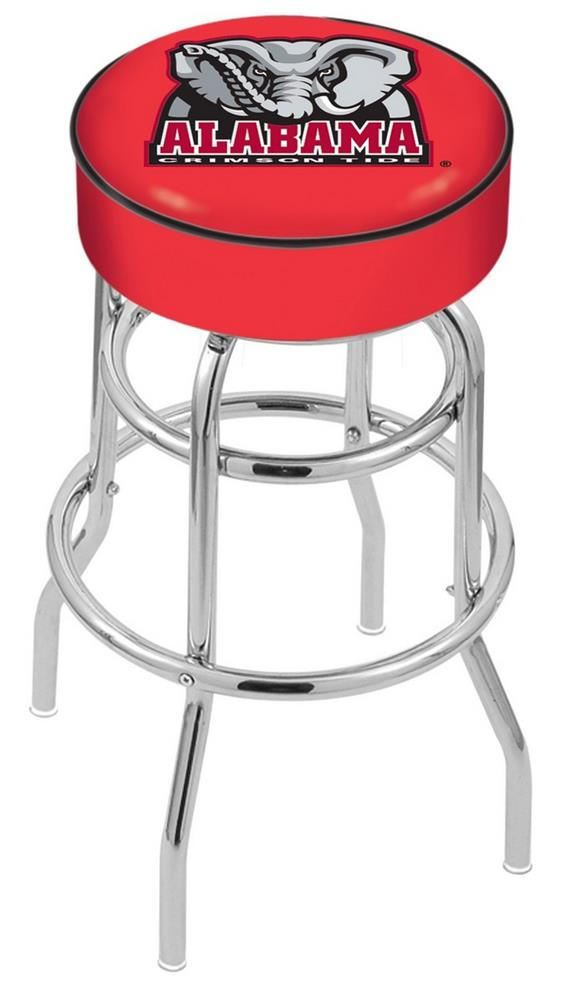 Alabama Crimson Tide Retro Bar Stool
