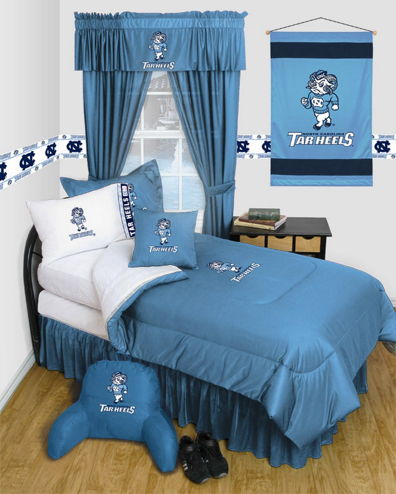 North-Carolina-Tarheels-UNC-Dorm-Bedding-Comforter-Set
