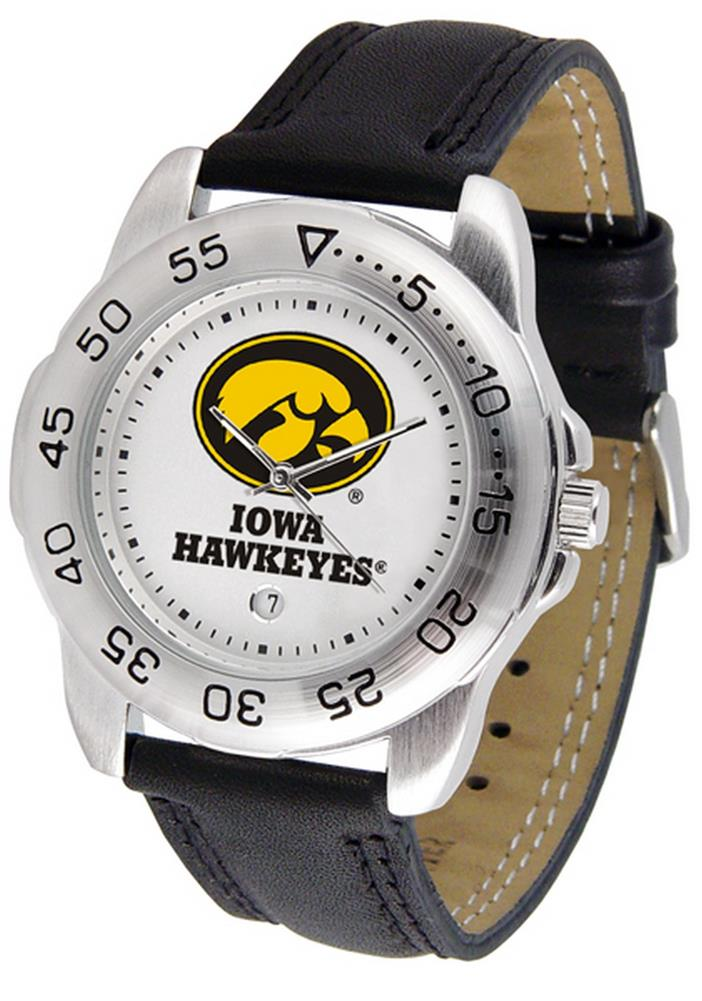 University of Iowa Hawkeyes Men's Workout Sports Watch