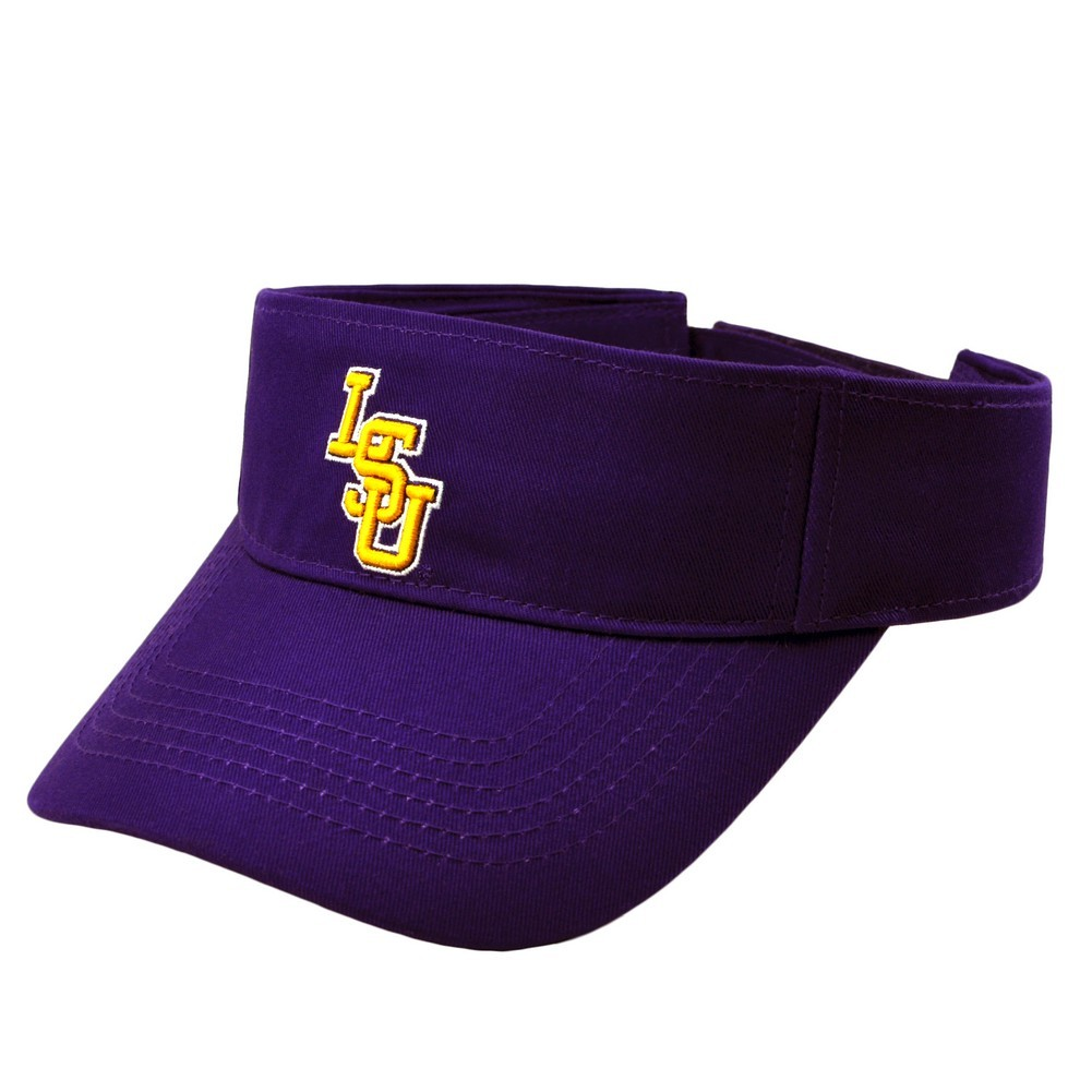 Top of the World LSU Tigers Louisiana State Top of the World Birdie Visor at Sears.com