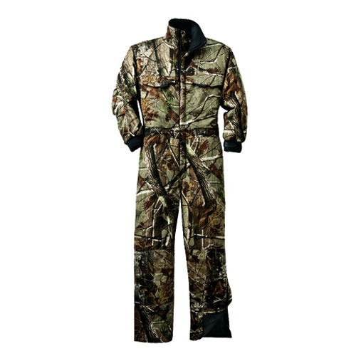 Mens Rip stop Insulated Coveralls Realtree All Purpose