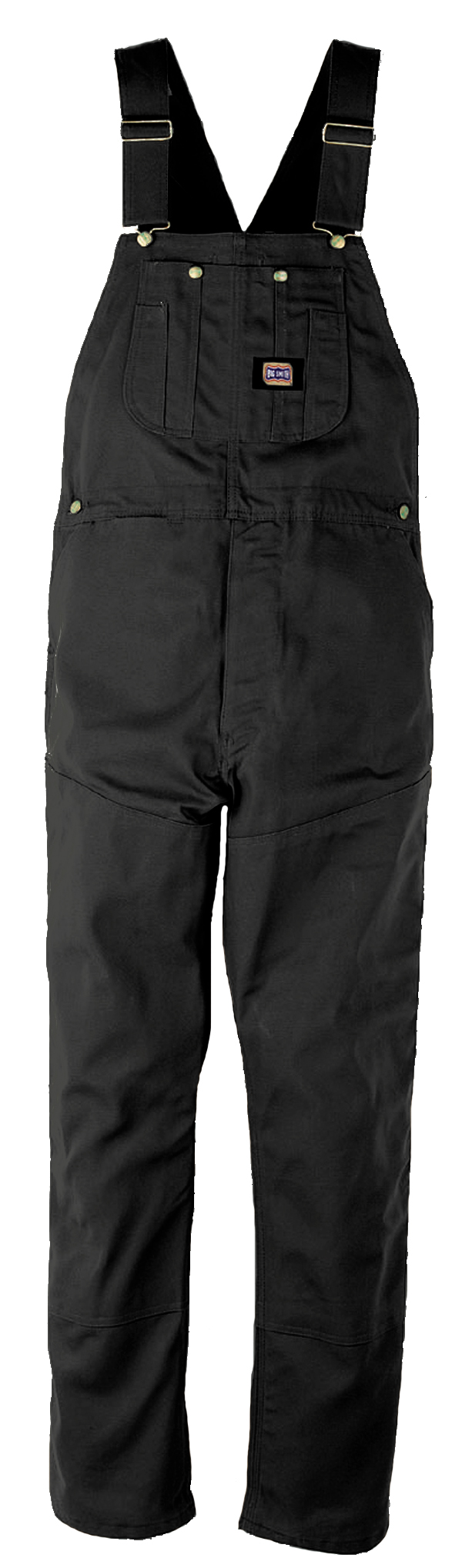Walls Big Smith B94023 Zip Fly Washed Duck Bib Overalls at Sears.com