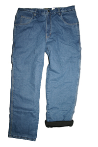 Walls Men's Work Stone washed Tricot Lined Insulated Denim Jeans at Sears.com