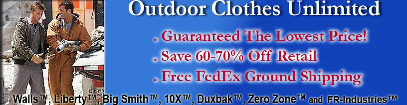 Outdoor Clothes Unlimited