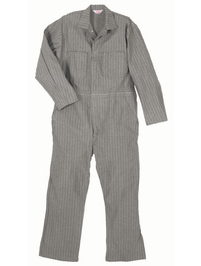 Walls Men's Relaxed Herringbone Coveralls Fisher Stripe at Sears.com