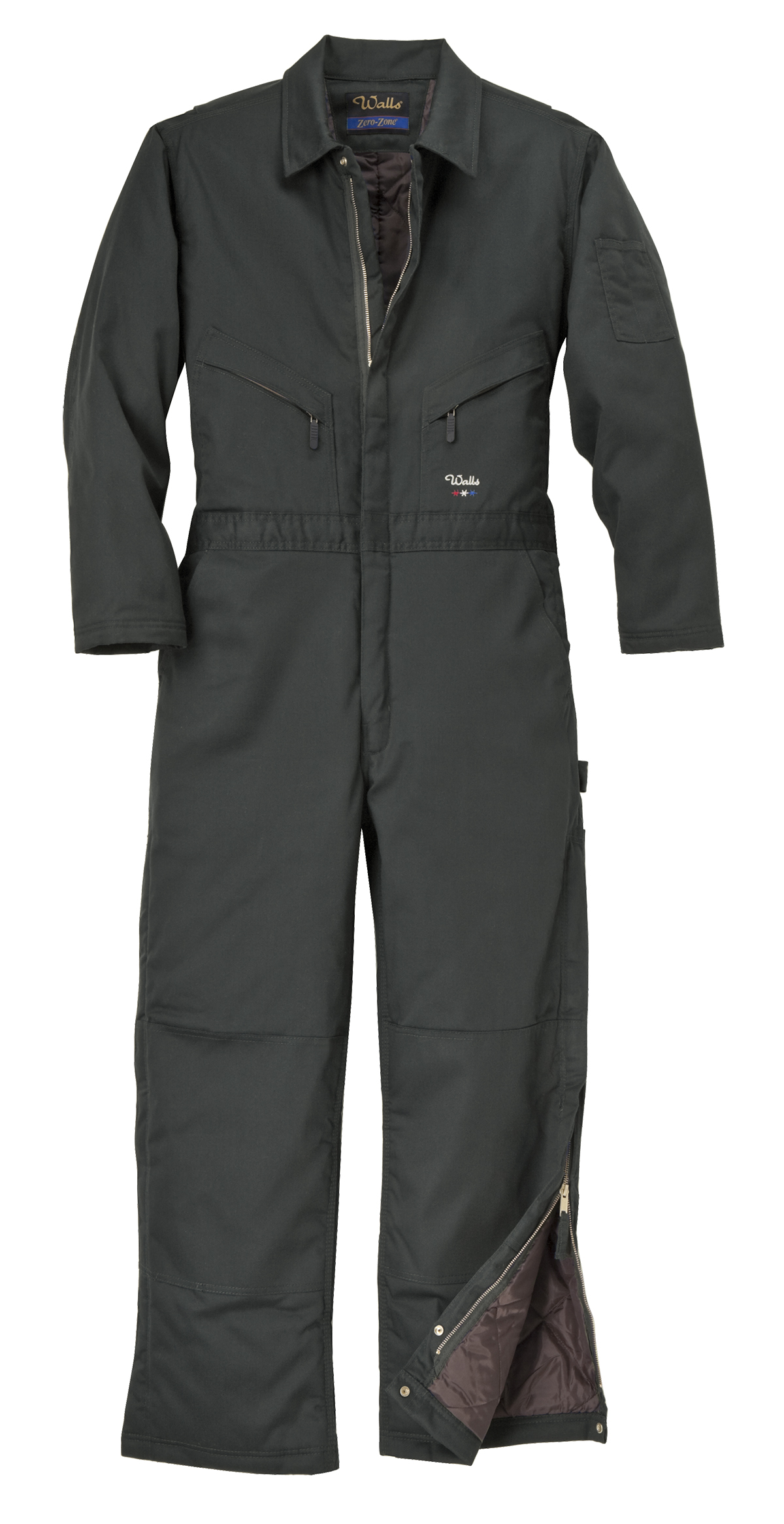 Walls Men's Zero Zone Insulated Hip Zip Duck Coveralls at Sears.com