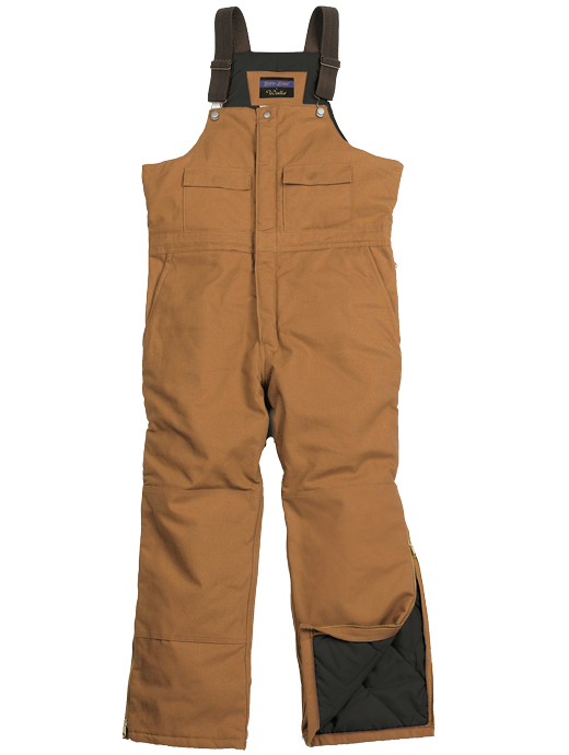 Walls Zero Zone Zip Front Mid Weight Insulated Bib Overalls at Sears.com