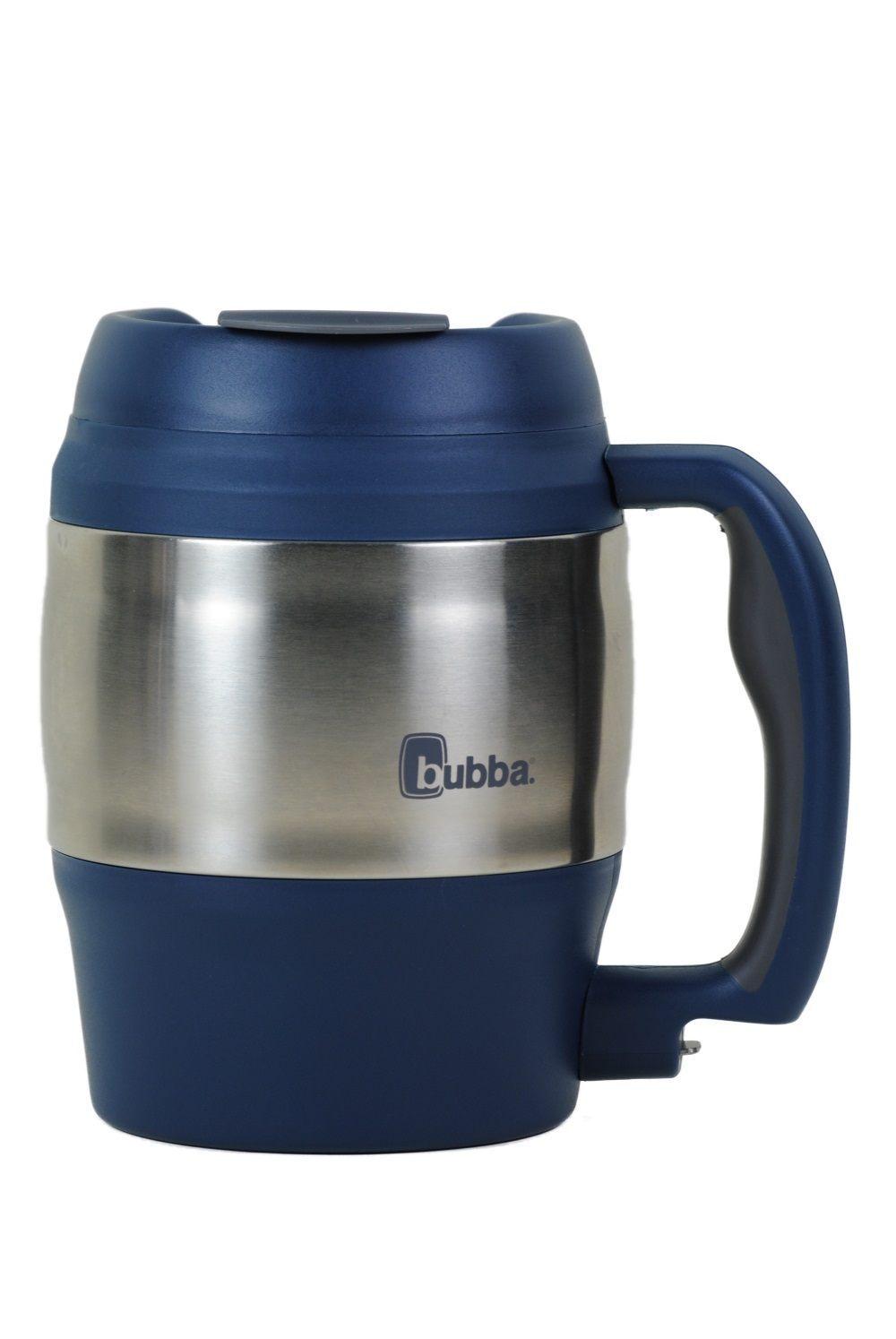Bubba Brands 52 Oz Keg Mug Classic Navy Blue Ebay