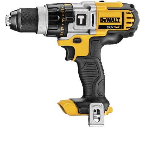 DeWalt DEWALT DCD985B 20V MAX Cordless Premium 3-Speed Hammer Drill (Tool Only)