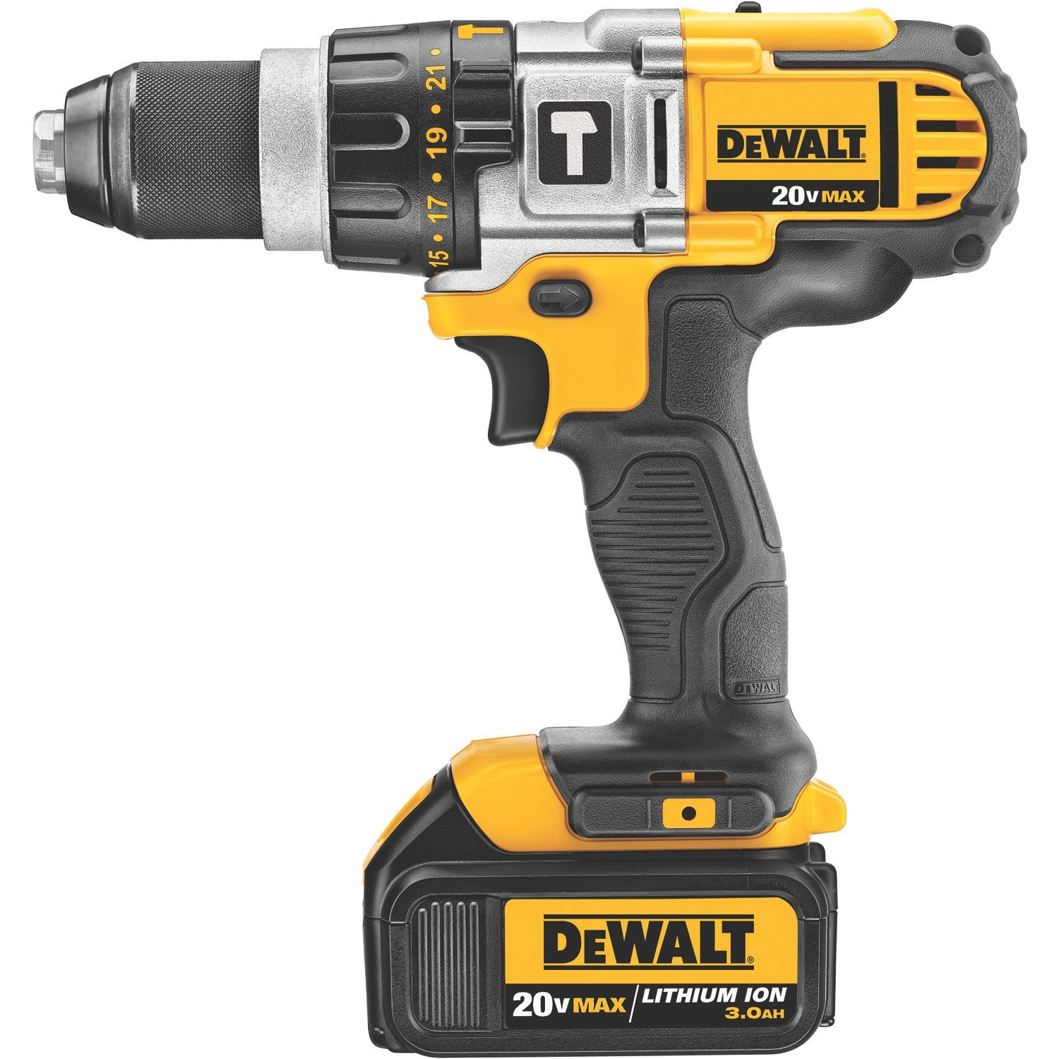 DEWALT RECON DeWALT 20V MAX Li-Ion Premium Hammerdrill Driver Kit (Reconditioned DCD985L2R) at Sears.com