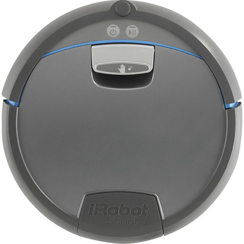 iRobot 390 Robotic Scooba Floor Washing Robot Vacuum Cleaner - S390020 at Sears.com