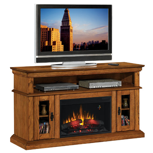 Classic Flame Mantle Brookfield Electric Fireplace Heater Tv Stand 26 39 39 Insert