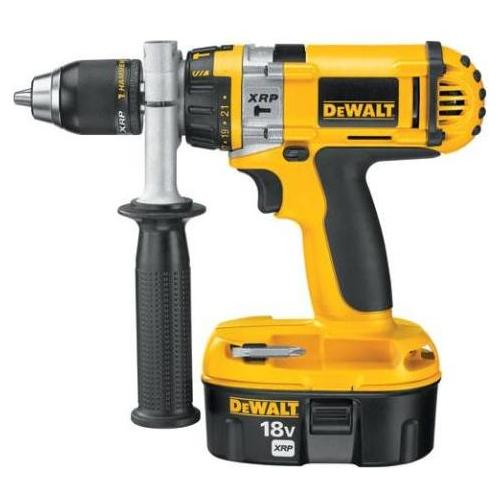 "DeWALT 18V DCD950VX 1/2"" Hammer Drill Kit w/ Vehicle Charger at Sears.com"