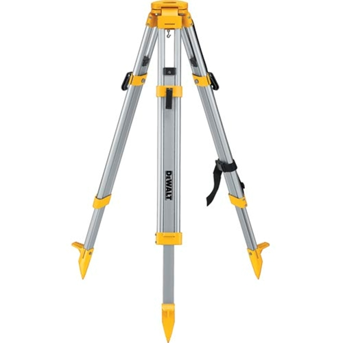 "DeWALT DW0737 60"" Construction Laser Grade Level Tripod - 5/8"" x 11"" Threads at Sears.com"