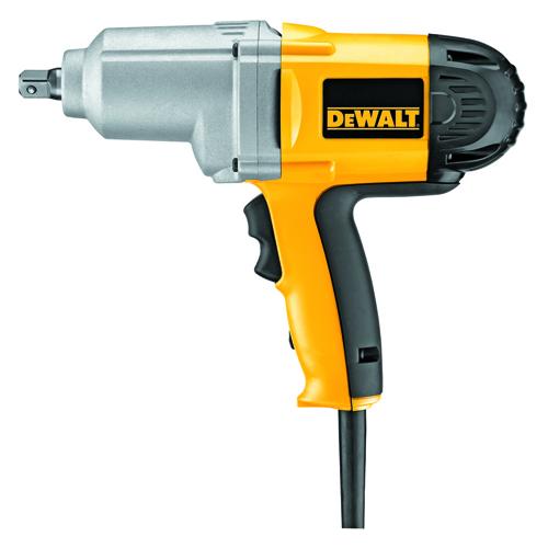 "DeWALT DW292K 1/2"" Heavy-Duty Impact Wrench Driver Tool Kit - Electric"