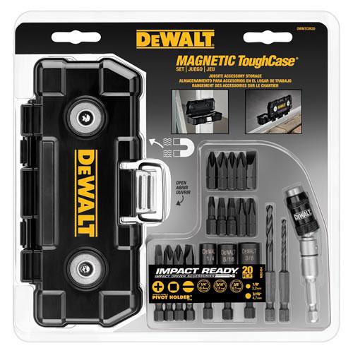 DeWalt 20-Piece Impact Ready Accessory Set DWMTCIR20 at Sears.com