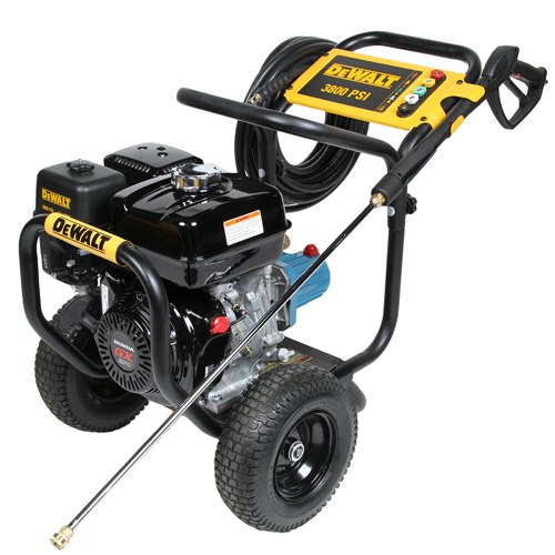 DeWalt DXPW60604 Gas Powered Pressure Washer 3800 PSI Water 3.5 GPM Honda GX370 at Sears.com