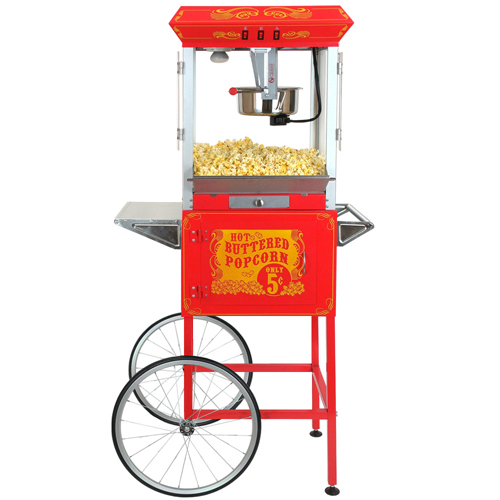 funtime popcorn machine replacement parts