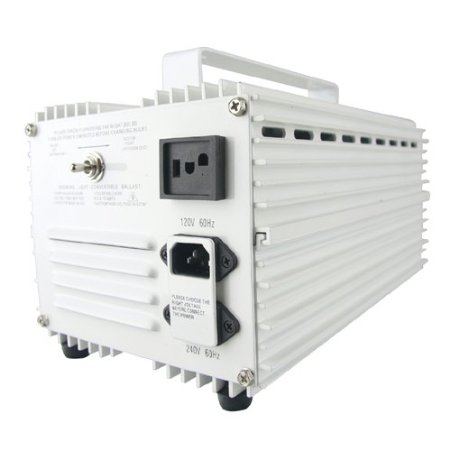 Virtual SUN 1000W Magnetic HPS MH Grow Light Lamp Power ...