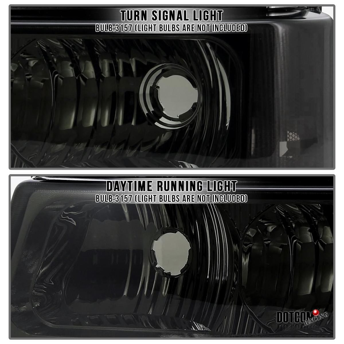 Headlights For 2003 Chevy Silverado