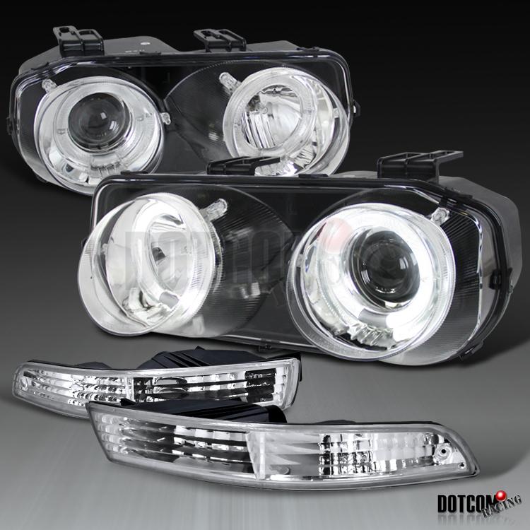 94 Acura Integra For Sale: 94-97 Acura Integra Projectors Head Lights+Bumper Lens