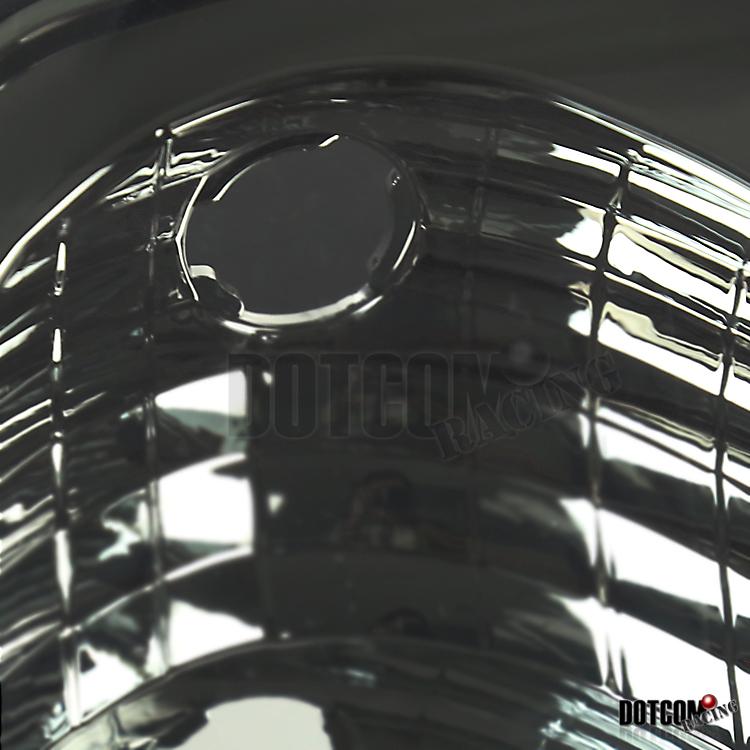 9703 Ford F150 Smoke HeadlightsCorner Signal Lamp 4PC  eBay