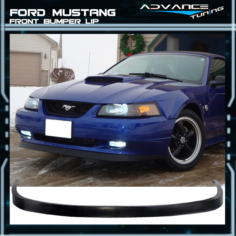 99 Ford Mustang: 99-04 Ford Mustang GT SVT OE Style Urethane Front Bumper