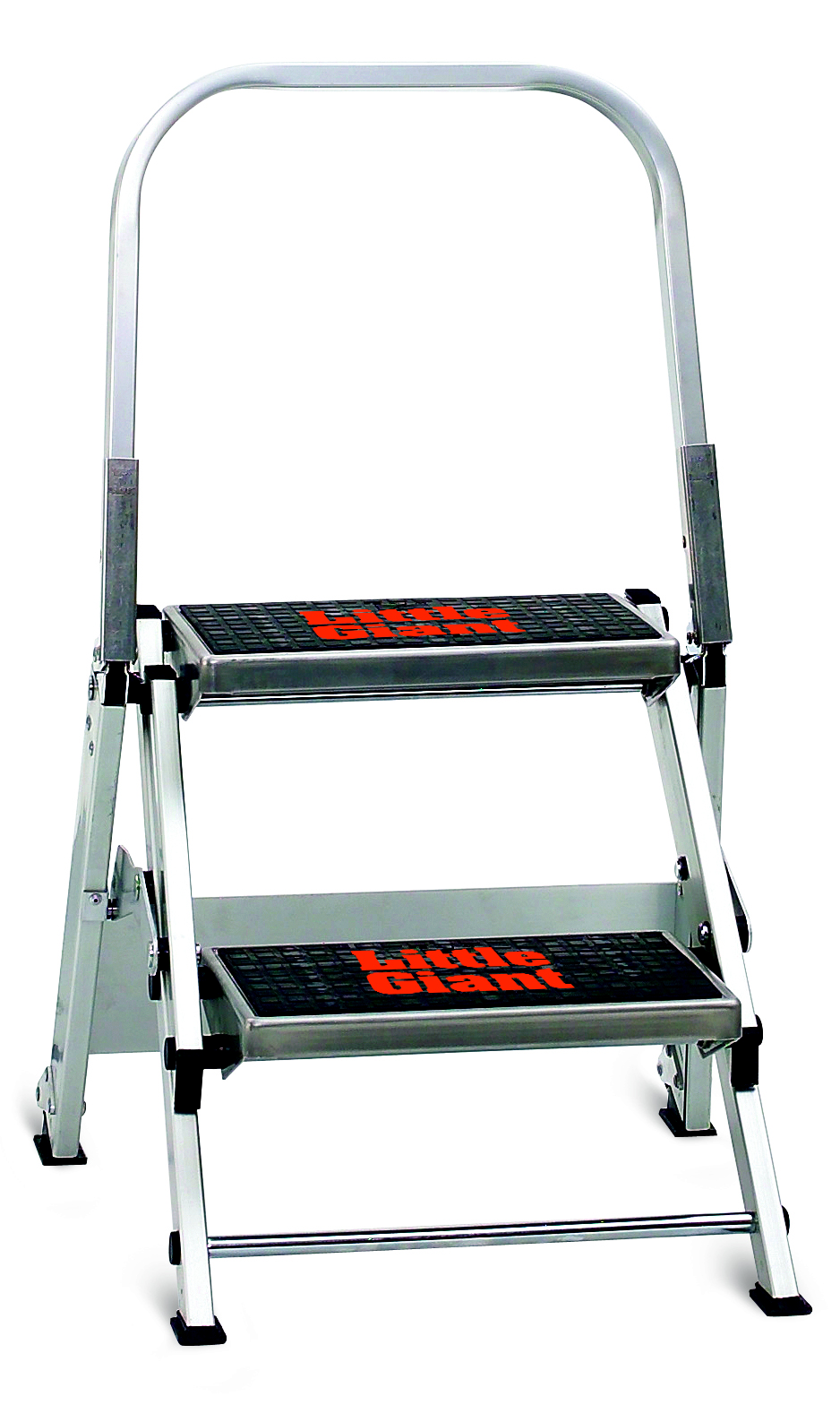 Little Giant 10210ba Safety Step Aluminum Stepladder 2