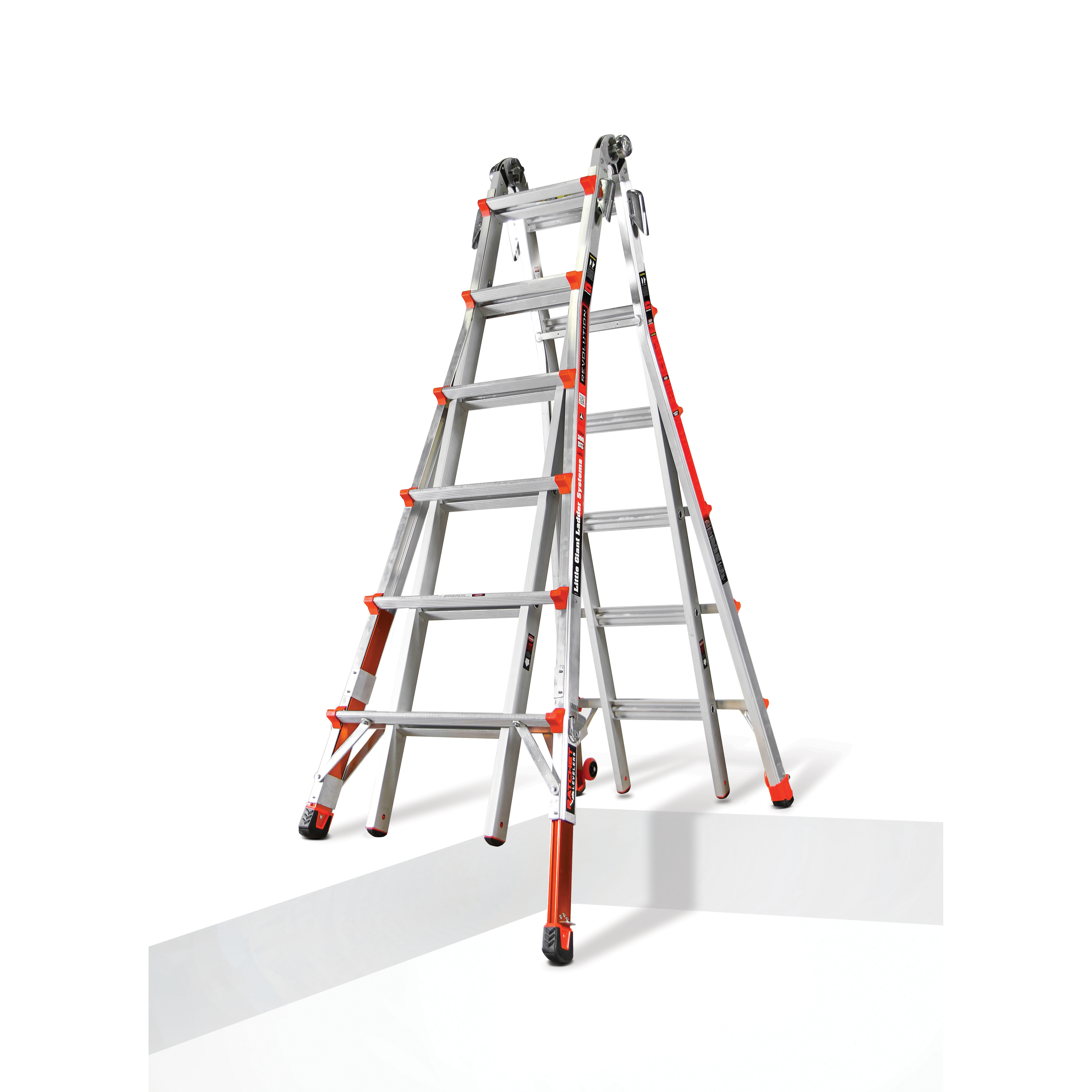 Little Giant 12026 801 Revolution 4 In 1 Ladder M27 Ia