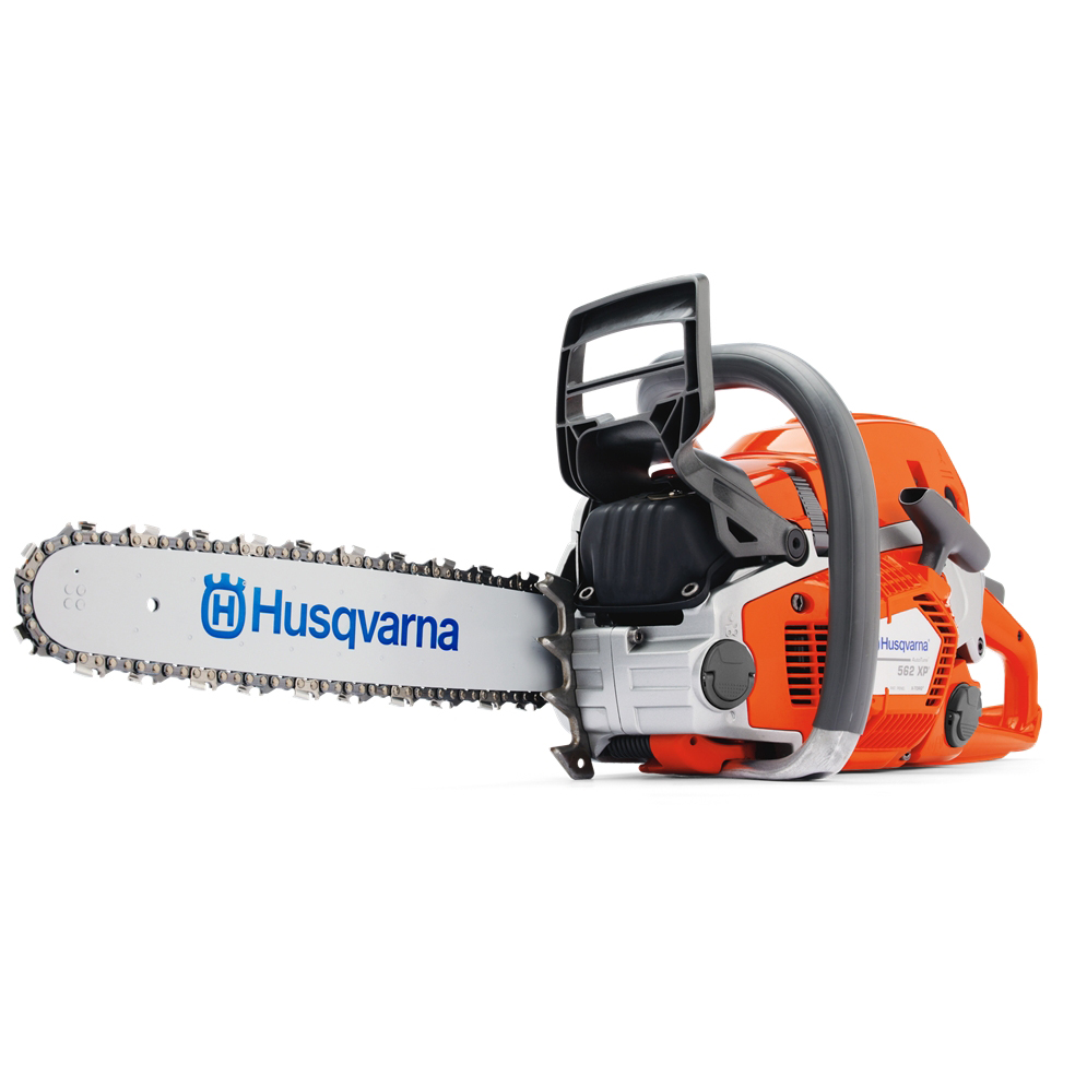 "Husqvarna 18"", 3/8 pitch, .058 ga. 59.8cc heated handle chainsaw - 562XPG at Sears.com"