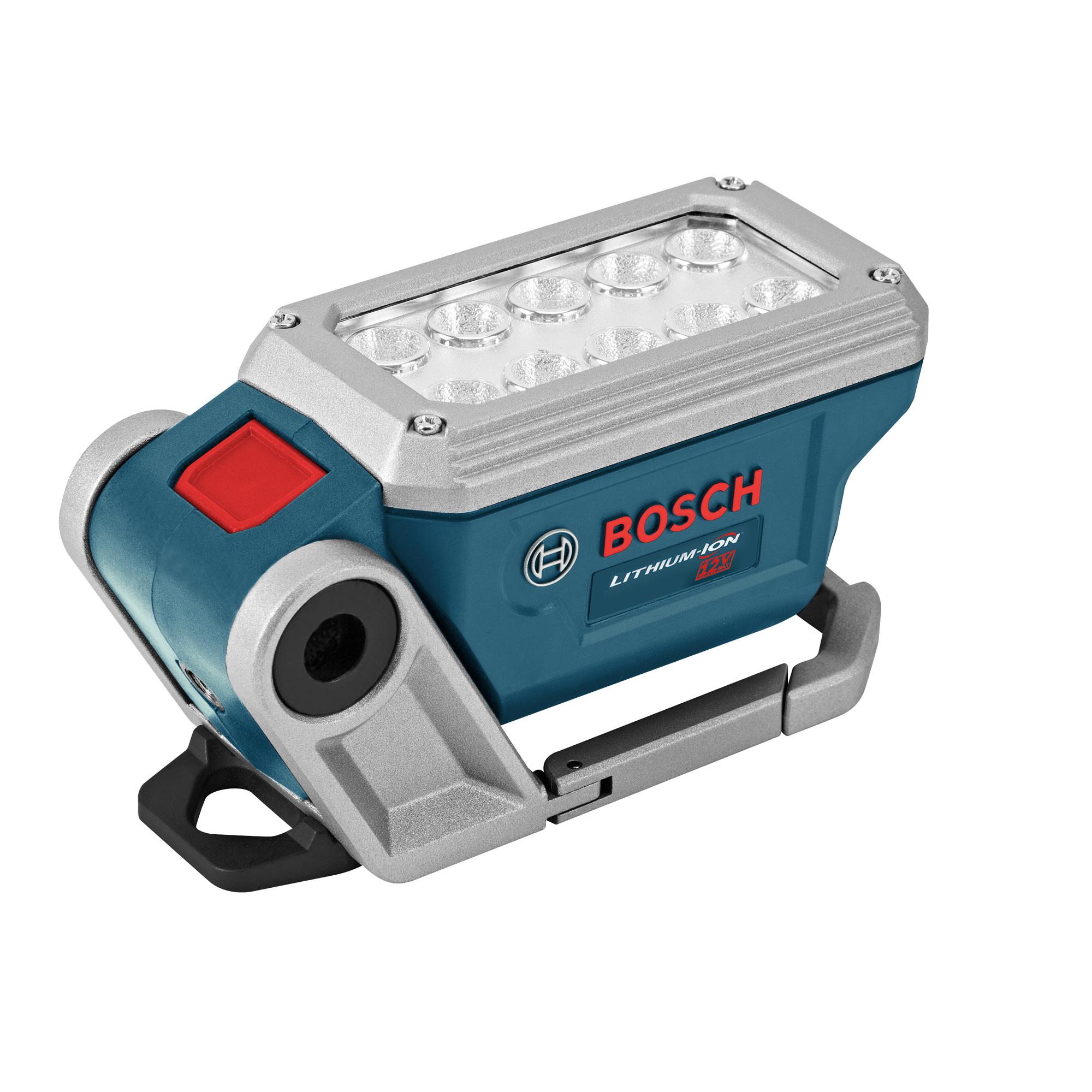 bosch fl12 12 volt 10x max led 6 hour runtime worklight. Black Bedroom Furniture Sets. Home Design Ideas