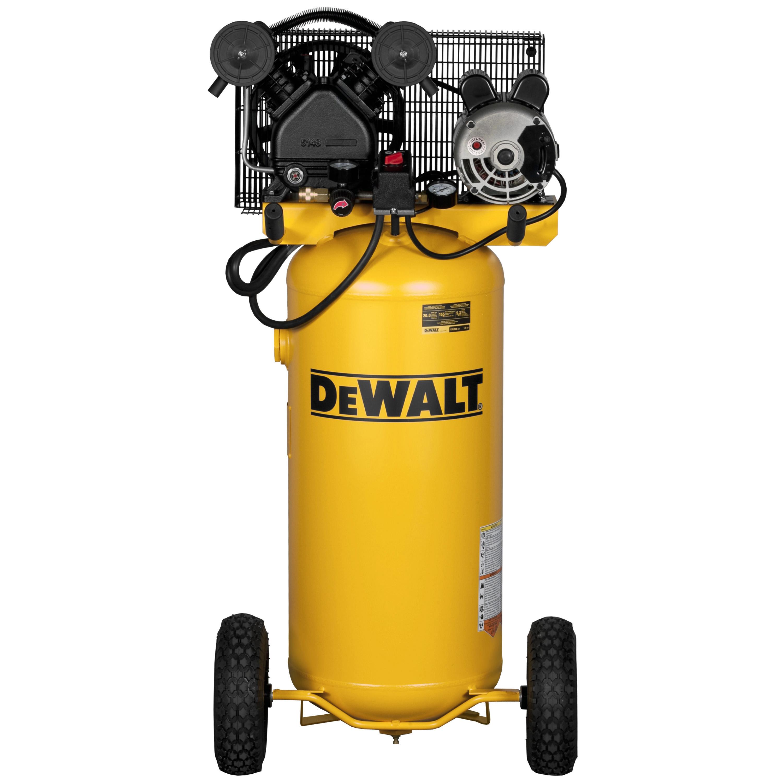 Dewalt Dxcmla1682066 1 6 Hp 20 Gal Single Stage Vertical