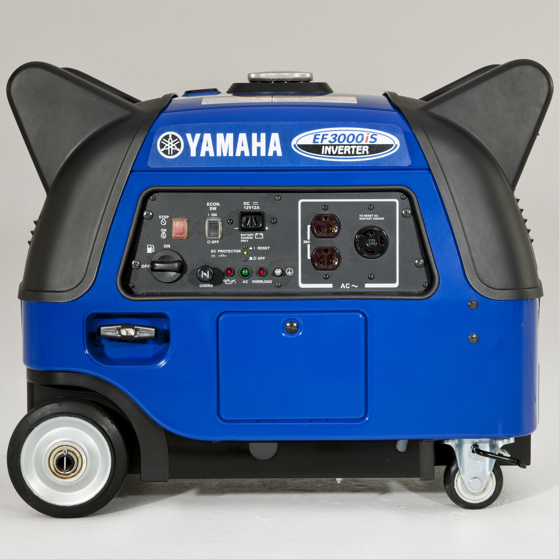 yamaha ef3000is 3 000 watt gas powered portable rv power ForYamaha Generator Ef3000is