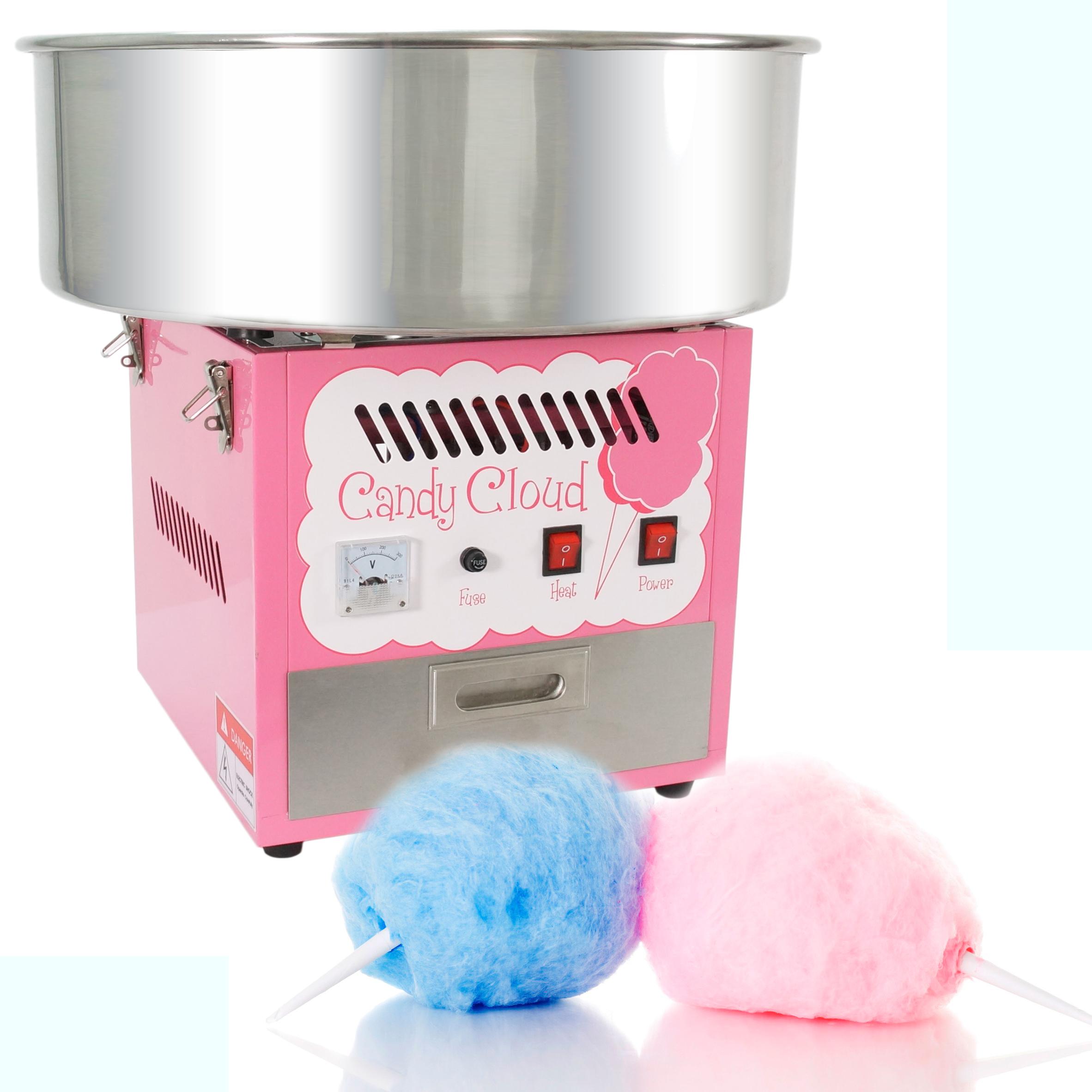 cloud cotton machine