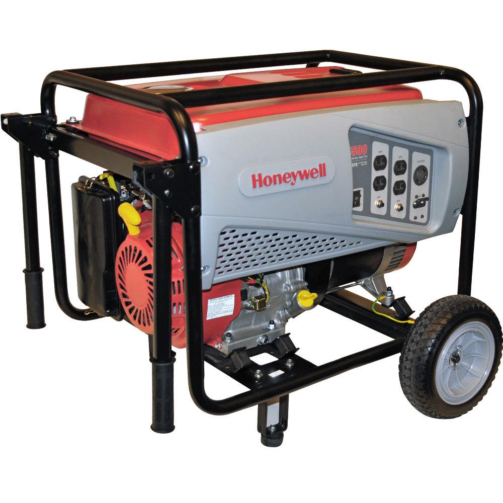 Honeywell 6036 389cc 5,500-Running Watts Gas Powered